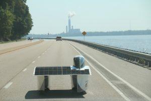 RA X on road